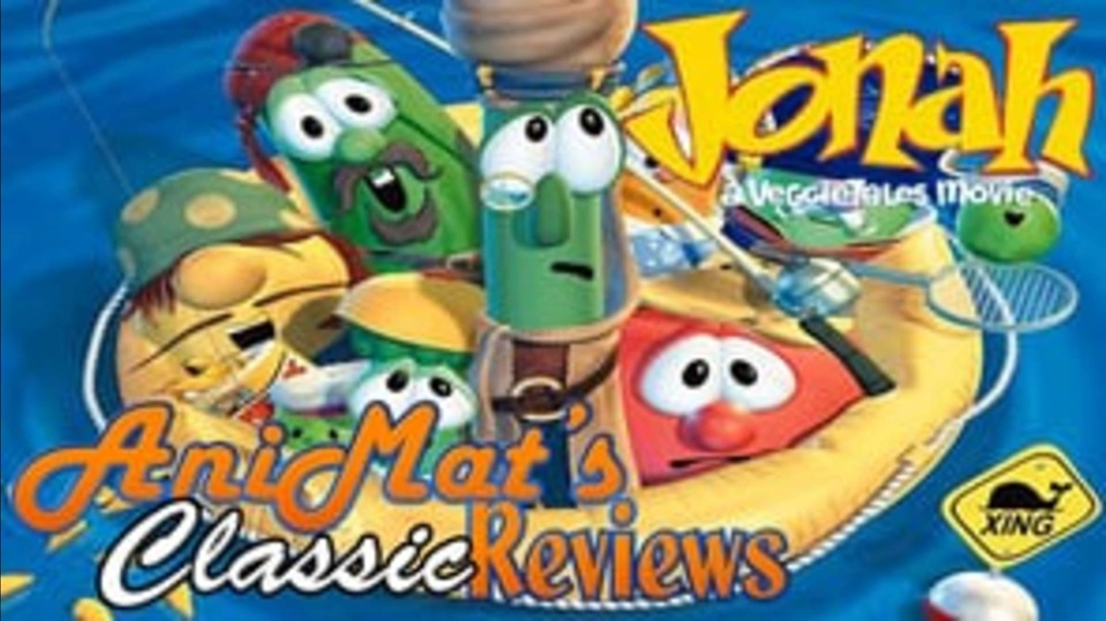 Animat's Review Jonah Veggie Tales Movie