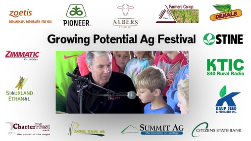 Northeast Nebraska Corn Growers - Growing Potential Ag Festival - Thank You