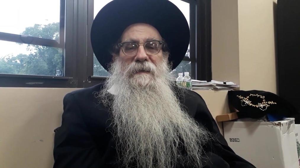 Rabbi Yeruchem Olshin