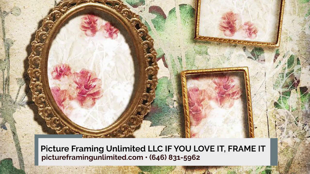 Picture Framing in Rhinebeck NY, Picture Framing Unlimited LLC IF YOU LOVE IT, FRAME IT