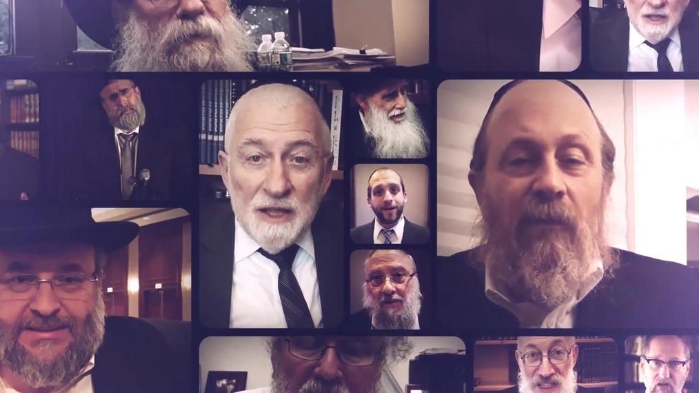 Rabbi Moshe Weinberger (short)