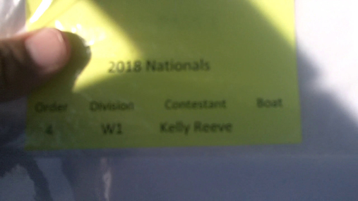 Kelly Reeve W1 Round 1 Pass 2