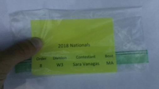 Sara Vanagas W3 Round 1 Pass 2