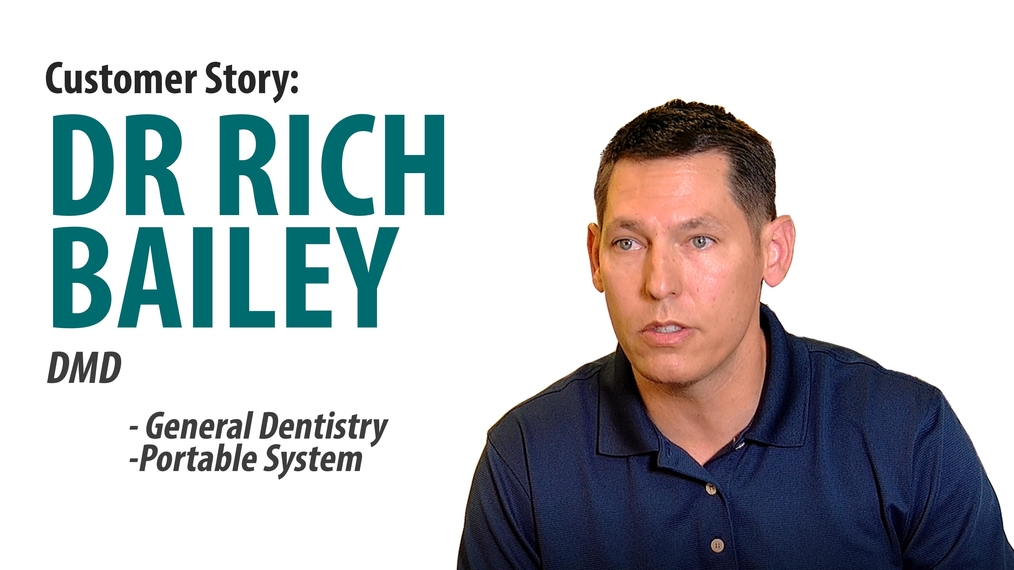 Dr. Rich Bailey- Mobile Dentistry [66-2005]