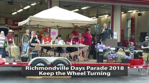 R'ville Days Parade 2018