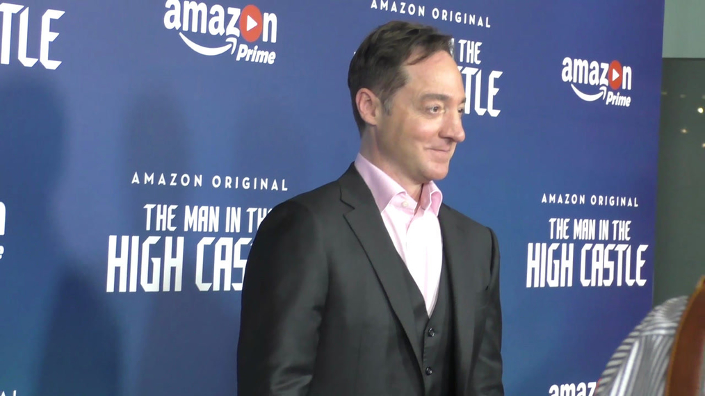 Brennan Brown at the Premiere Of Amazon's Man In The High Castle Season 2 at the Pacific Design Center in West Hollywood.mp4