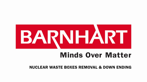 Nuclear Waste Box Removal