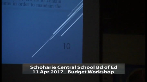 Schoharie Central School Bd of Ed_11 Apr 2017