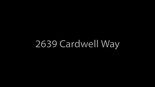 2639 Cardwell Way || slideshow.mp4