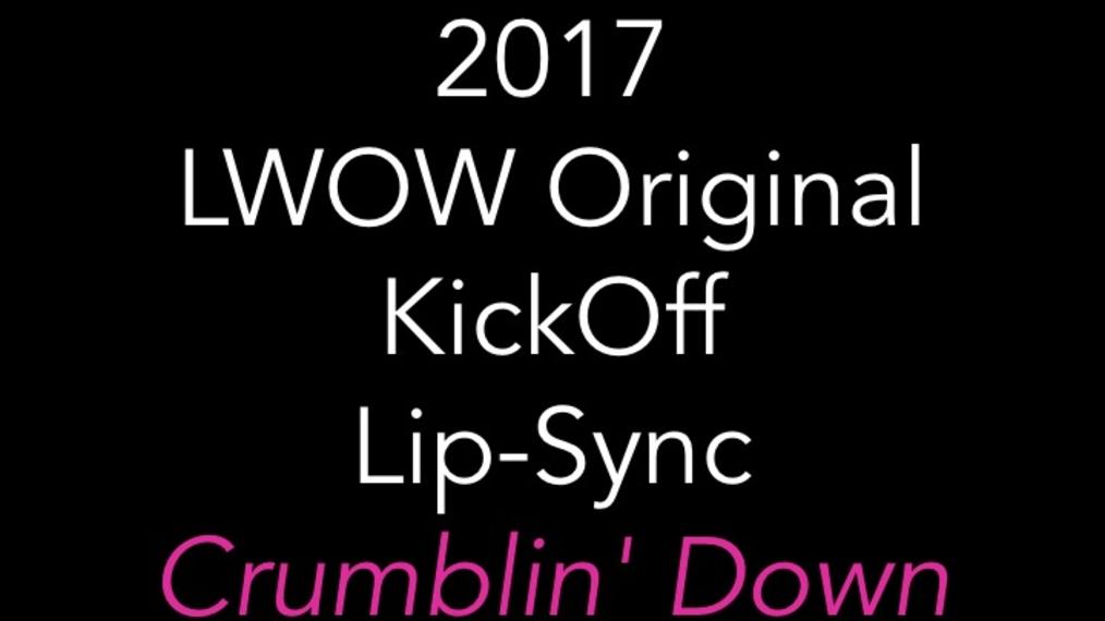 2017 LWOW O KickOff Lip-Sync