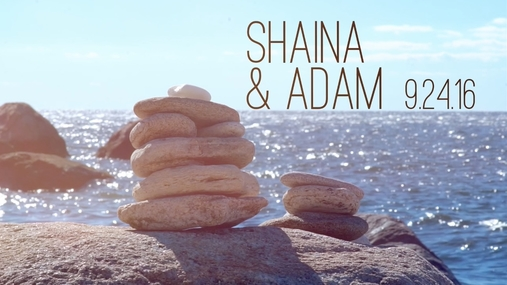 Shaina and Adam