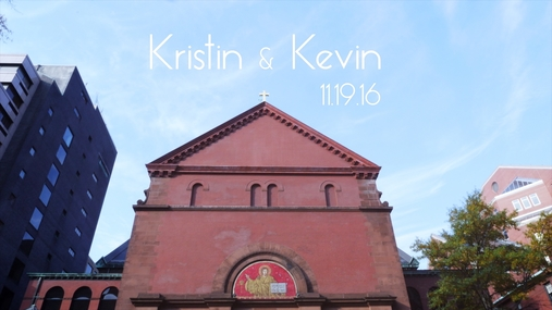 Kristin and Kevin