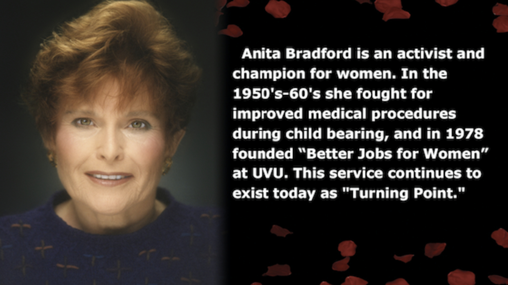 Anita Bradford