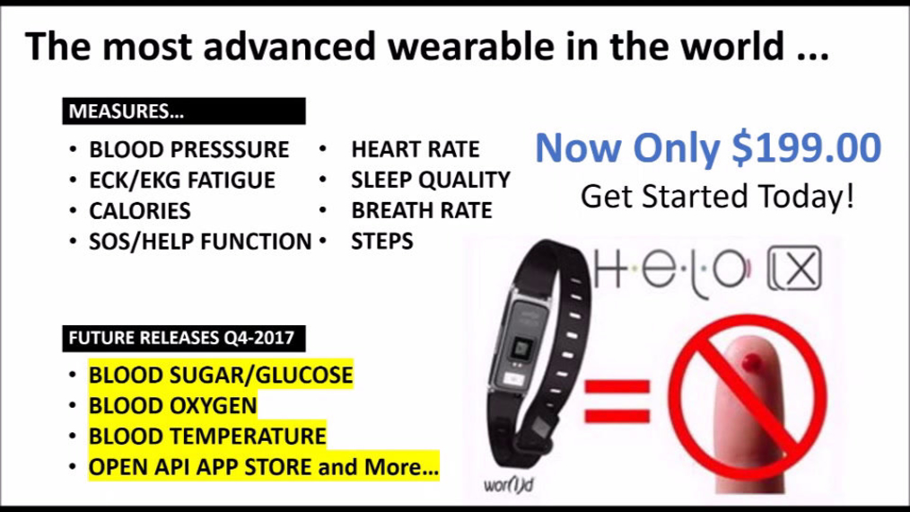 "New ""Life-Sensing"" Wearable Tech?"
