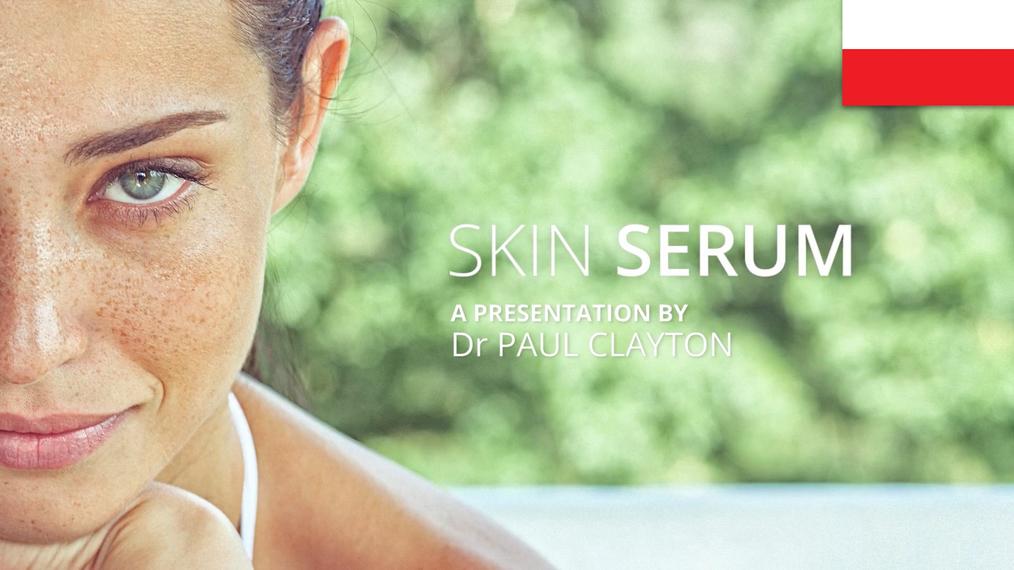 Skin Serum with Dr. Paul Clayton PL
