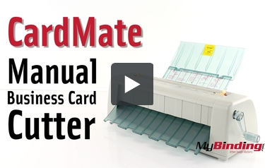 Cardmate manual business card cutter reheart Images