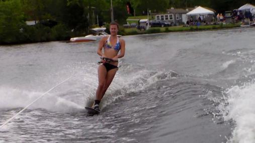 Laura Boehm W2 Round 1 Pass 1