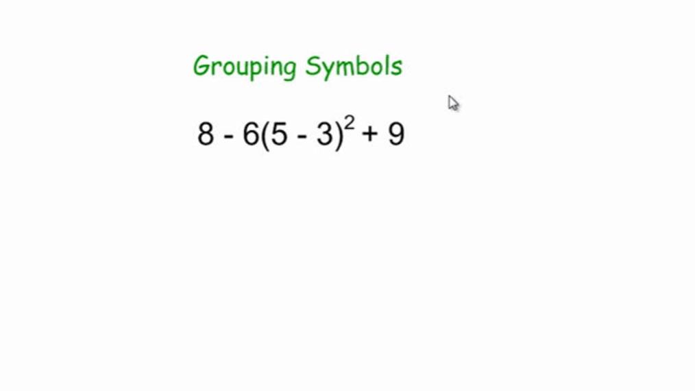 Grouping Symbols.mp4