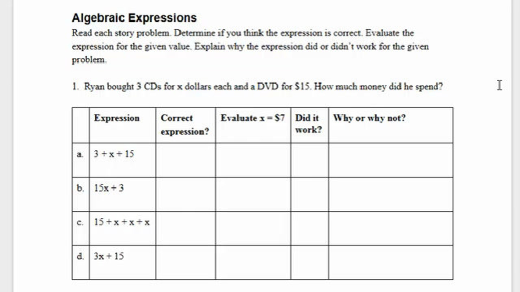 Algebraic Expressions Guided.mp4