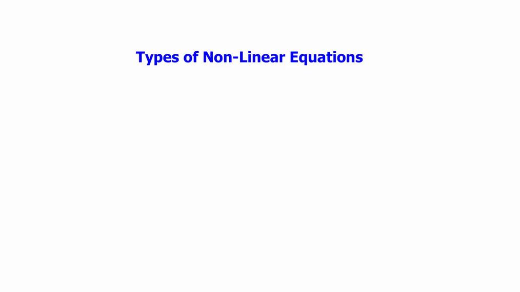 Linear & Nonlinear Equation Characteristics.mp4
