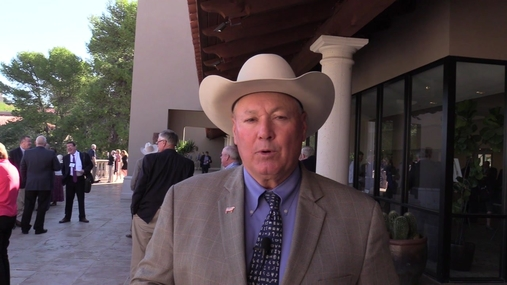 Steve Hanson represents the beef industry on the Executive Board of the USMEF