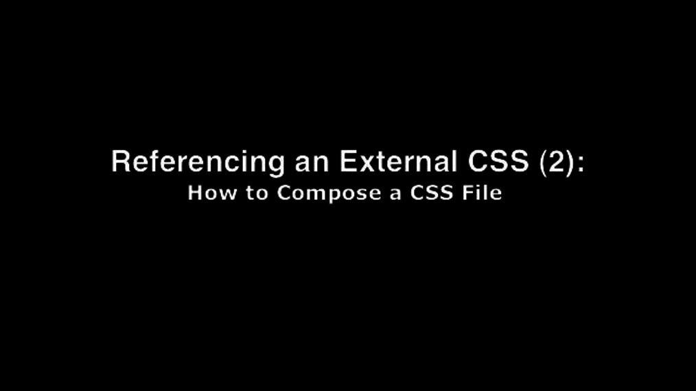 Referencing an External CSS (2).mp4