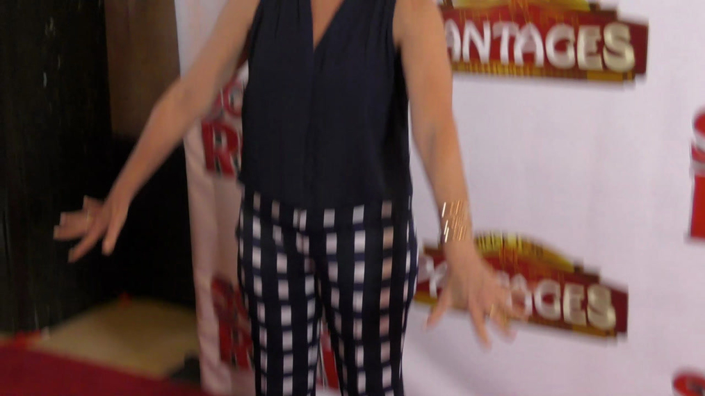Mindy Sterling attends the Los Angeles Premiere Of School Of Rock The Musical at Pantages Theatre in Hollywood.mp4