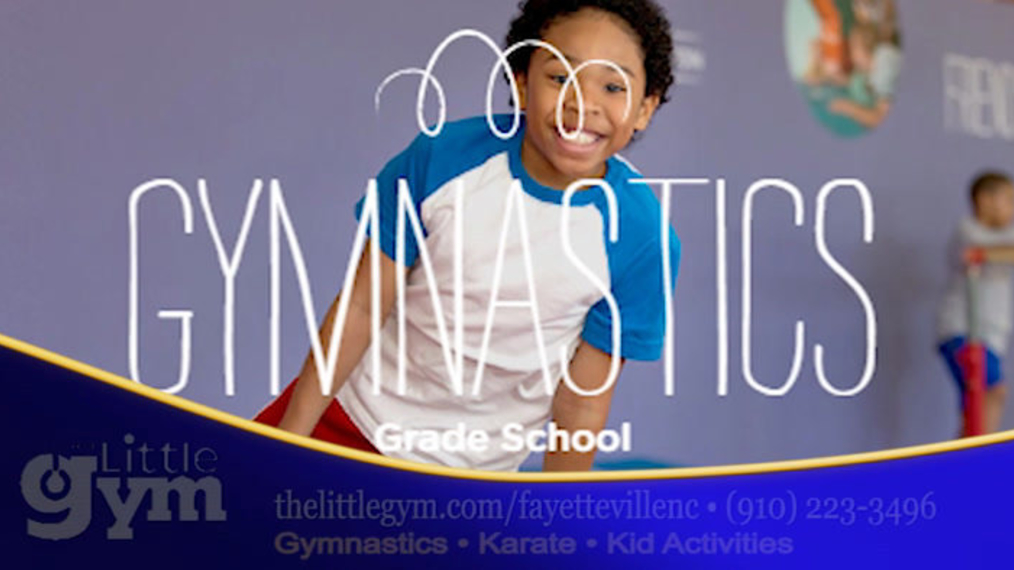 Gymnastics in Fayetteville NC, The Little Gym of Fayetteville