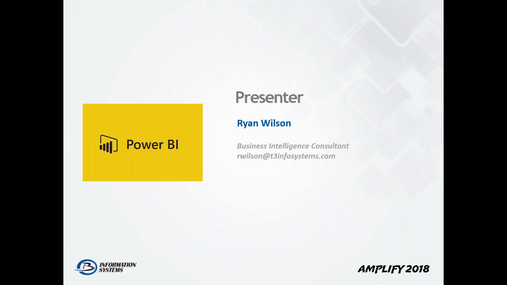 Creating Interactive Dashboards for Your Monthly Financial Package with Power BI