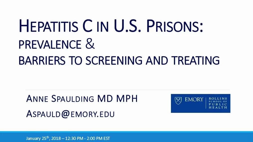 1.25.18.Hepatitis C in US prisons.2.14.18.pa.mp4