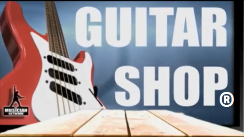 GUITAR SHOP ® - How to Set Your Intonation