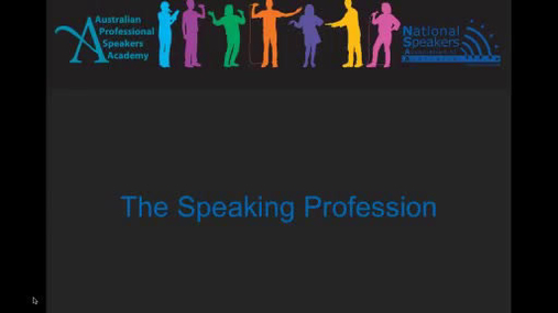 2013 06 04 Speakers Academy The Speaking Profession with Lindsay Adams.mp4