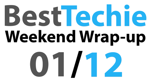 Weekend Wrap-up for 01/12/14