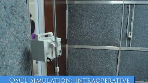OSCE Simulation; Intraoperative.mp4