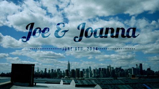 Joe and Joanna