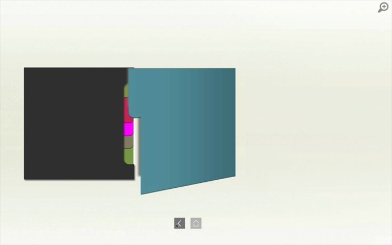 Create a custom 3D Flipbook with removable inserts in Flash or HTML