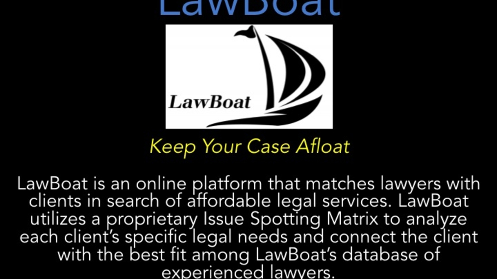 LWOW O: LawBoat