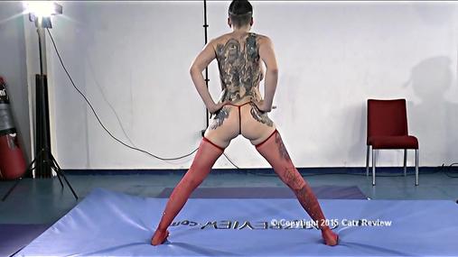 Catfighting - Killer Sex naughty warm-up video
