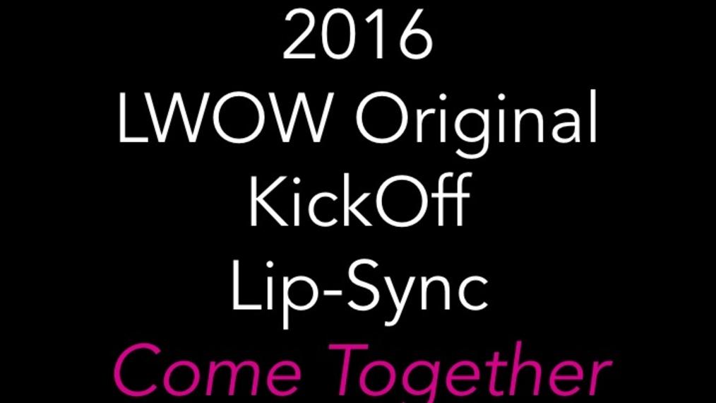 2016 LWOW O KickOff Lip-Sync