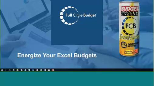 Full Circle Budget Full Demo