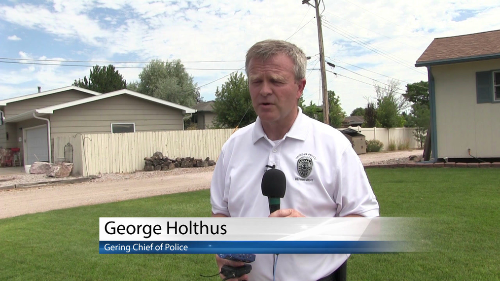 Gering Police Chief on Mountain Lion Shooting