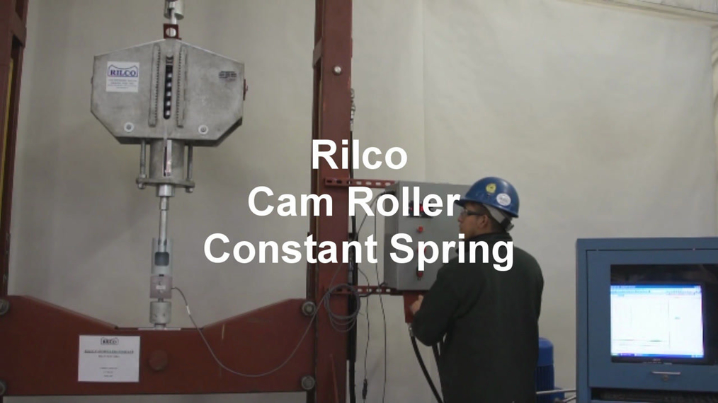 Load Testing a Cam Roller Constant