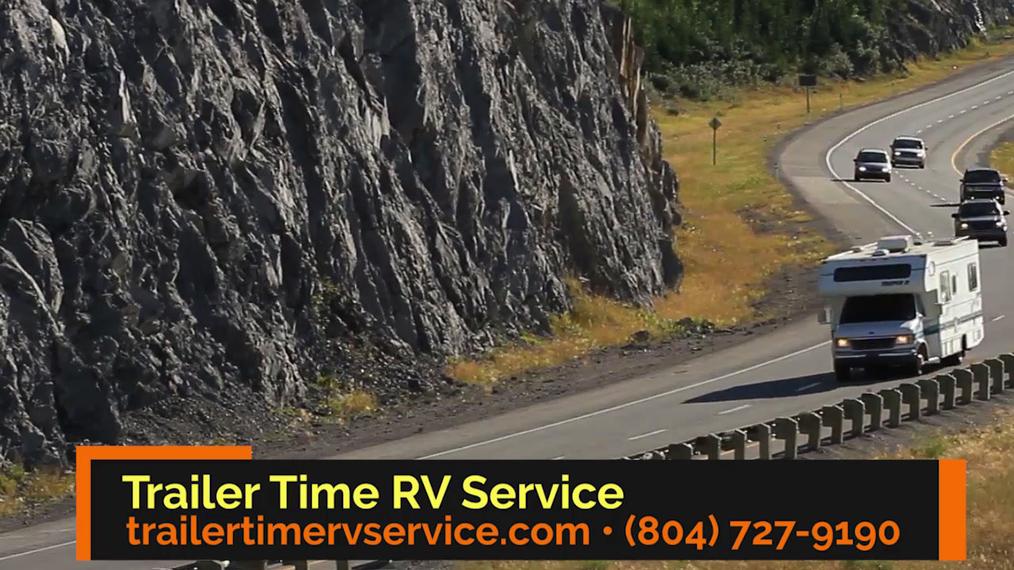 Mobile Rv Repair in Mechanicsville VA, Trailer Time RV Service