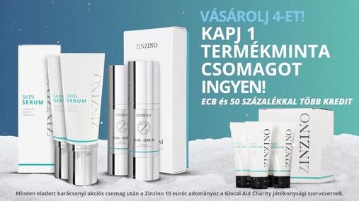 HUN - Skin Serum Christmas Offer - Partners