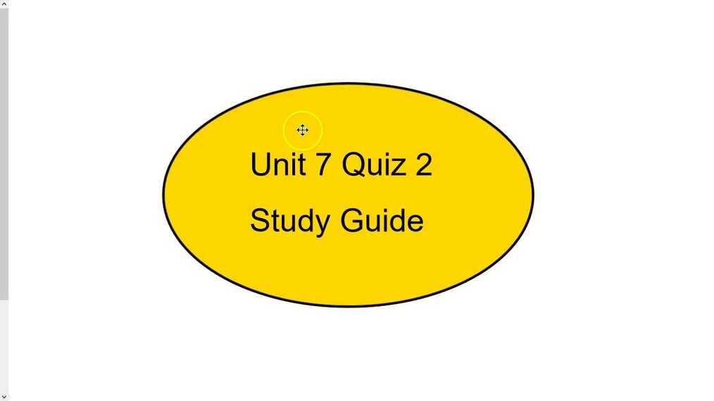 Unit 7 Quiz 2 Study Guide.mp4