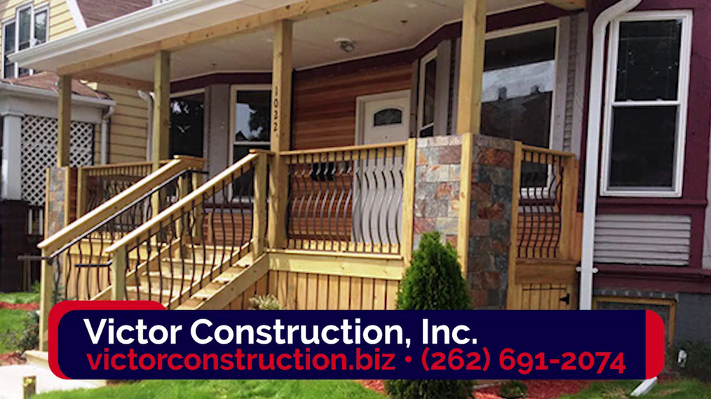 Commercial General Contractor in Big Bend WI, Victor Construction, Inc.