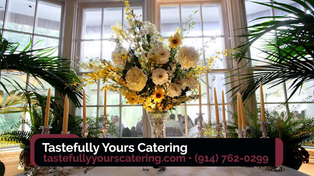 Catering Services in Briarcliff Manor NY, Tastefully Yours Catering