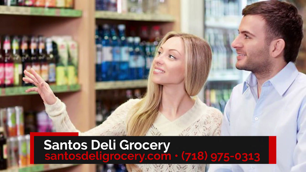 Grocery Store in Brooklyn NY, Santos Deli Grocery