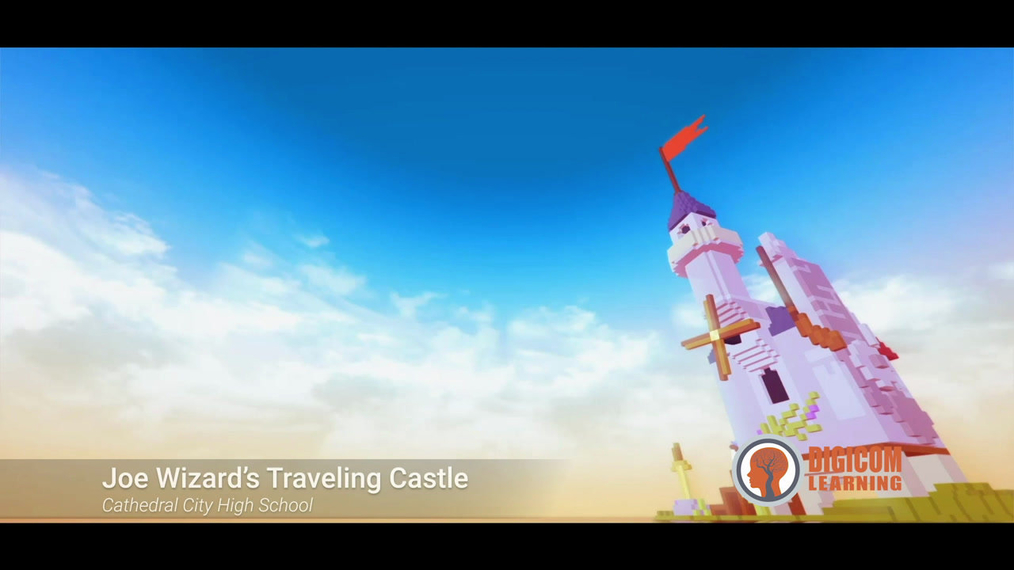 Joe Wizard's Traveling Castle