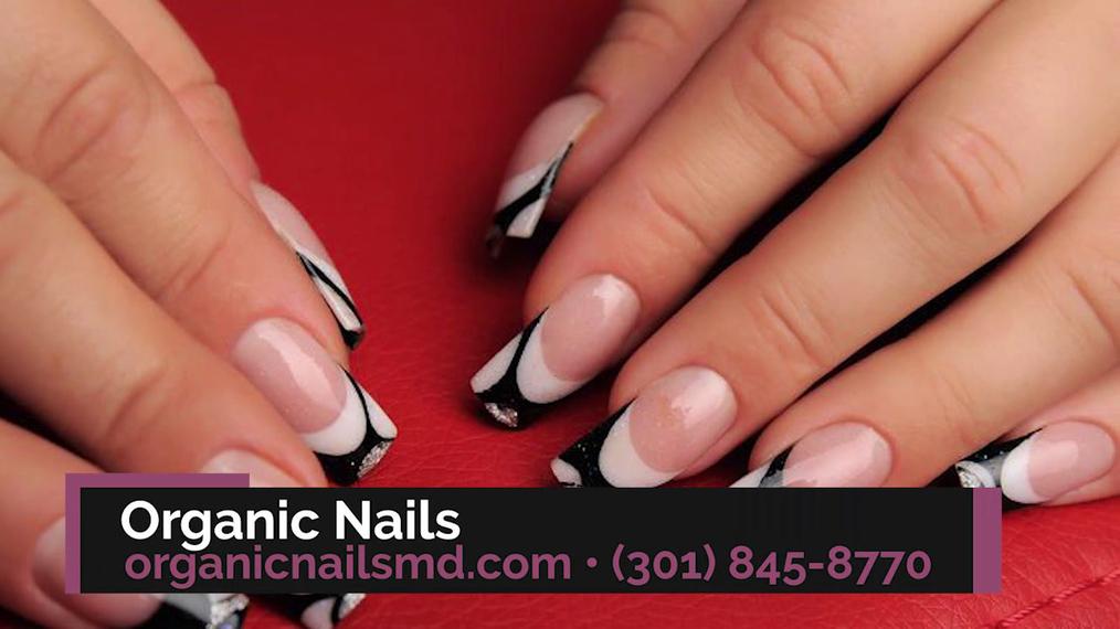 Manicure in Walkersville MD, Organic Nails